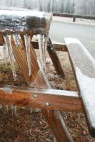 Icey Bench by BROCKoli32