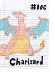 Charizard by marywink