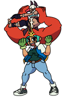 Cere-ketchum by StrongSeanMann
