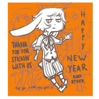 HAPPY NEW YEAR AND STUFF by Neye