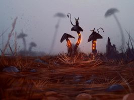 little creatures by ryky