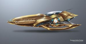 ShuttleConcept by metalkid