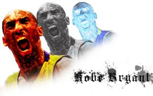 Kobe Bryant by Photshopmaniac
