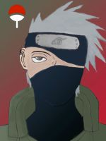 Kakashi Color by nora038