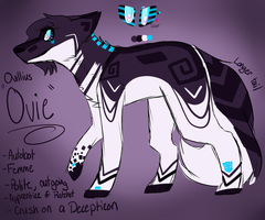 Ovie Reference by CYB3R-PUNK