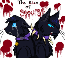 The rise of Scourge by WolfieMoonscar