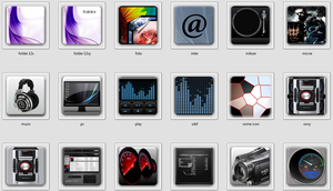 dock icons cool one by phantommenace2020