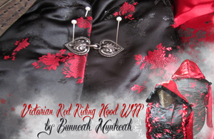 Stage 12: Victorian Red Riding Hood by Bunneahmunkeah