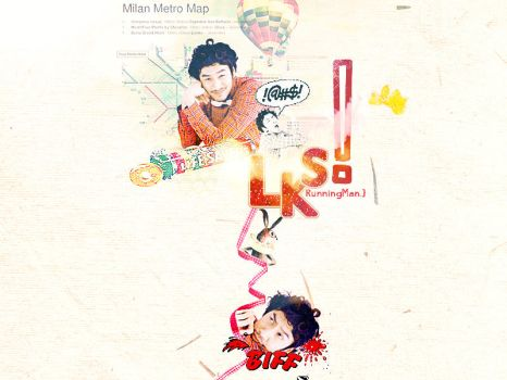 Lee Kwang Soo by sherisang