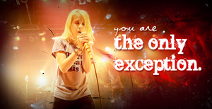 The Only Exception 2 by PaijaKay