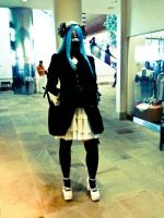 Full View Visual Kei dress by Hello-Kt-Cosplay