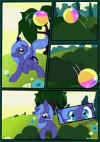 The Colour of Black: pg 1 by XxPuppyProductionsxX
