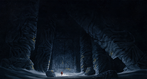 Entering the mountains of madness by SolFar
