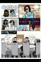 [Comics] Nexus mercenaries page 8 (ENG) by hylidia