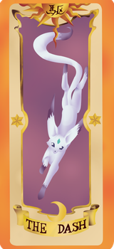 Clow Card: The Dash by AgentLiri