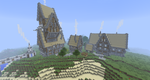 Steampunk Town by nac345