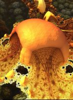 Fungal Growth by NoEyedSquareGuy