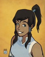 It's Korra! by musical-artist94