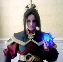 Azula Cosplay by MonicaMcClain