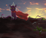 The War Be Ended - Tailcat vs Pugbun Contest Entry by Darkie4Eva