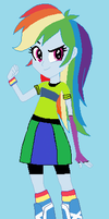 The Time Lords-Rainbow Dash by GamerGirl14