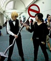 Shizaya Durarara Cosplay by Some-Lost-Melody