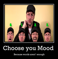 Choose your Mood by gamemastertom