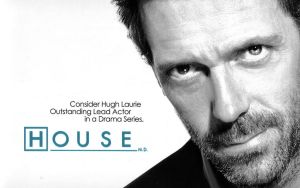 HOUSE M.D. - Hugh Laurie by kronical