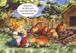Little Princess Sonja 4, Piggies by rieke-b