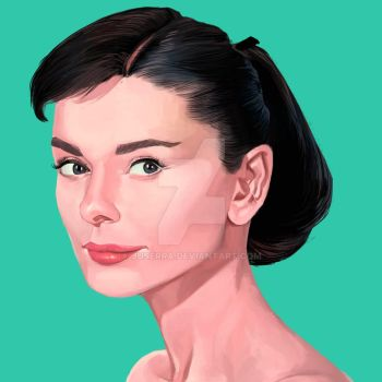 Audrey by juserra