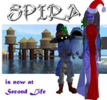 Spira Second Life Logo by Renmiri