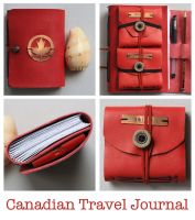 Canadian Travel Journal by versarnwen