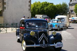 Traction avant by doulifee
