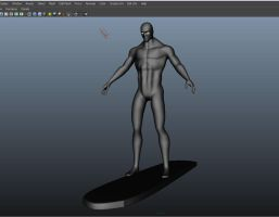 silver surfer wip by sharonmudz