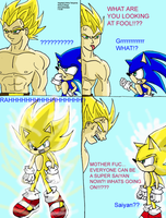 EVERYONE CAN GO SUPER SAIYAN by Dbzbabe