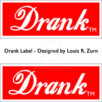Drank Label by DrZurnPhD