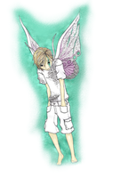 Fairy Boy by FlirtingWithInsanity