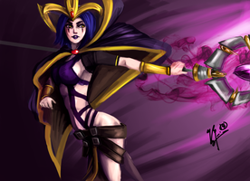 Leblanc by LeonSerade