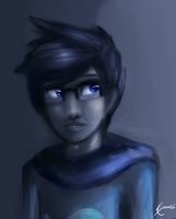 John Egbert by StaticColour