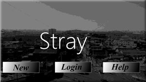Stray Login Concept? by XSuperkittyX