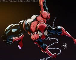 Spiderman by themnaxs
