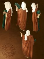 Arab's old style clothes 3 by Mustafa-H