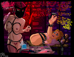 Sadista ~ Joke's Over by CeeAyBee