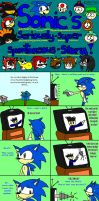 SSSSS page 1 by Sonic-Toad