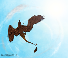 Lets Fly Away Together by Yunarii