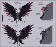 Aion Wing Contest by Cottoneeh