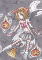 halloween 2012 by marosar
