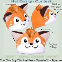 Design a hat - Contest entry by Angel123dino