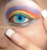 Living in a rainbow.. by jele0usz-mucH