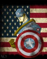 captain america by nekroworld-AgL